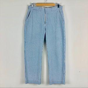 Polo Ralph Lauren Stripe Seersucker Pants
